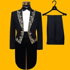 Nice Prom Dress (jacket+trousers) suit set prom over national stage blazer wedding dress party f... Check more at http://24store.ml/fashion/prom-dress-jackettrousers-suit-set-prom-over-national-stage-blazer-wedding-dress-party-f/
