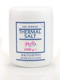 Sali termali per il bagno: Unisci l'utile al dilettevole con i sali termali anticellulite di Salsomaggiore Terme: un bagno rilassante di puro benessere per mente e corpo.