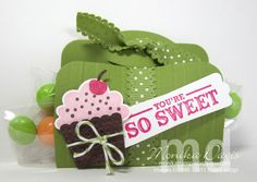 Love this!  Stampin Up