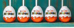Ü-Eier neu befüllen - Adventskalender füllen