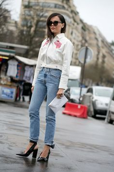 Calça jeans Wedgie