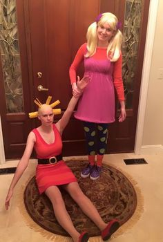 Looking for DIY Halloween Costumes? Here are Easy DIY Halloween Costumes for Kids and Adults. These Halloween Costumes are also for groups & couples. Best Diy Halloween Costumes, Halloween Outfits, Funny Costumes, Stranger Things Halloween Costume, Barbie Halloween Costume, Clever Costumes, Cartoon Costumes, Toy Story Costumes, Unique Costumes