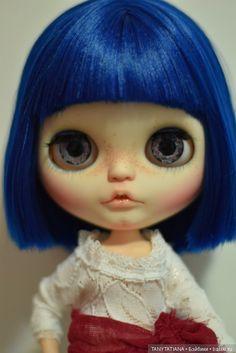 ТБЛ Blythe Linda / Авторские куклы (ООАК) / Шопик. Продать купить куклу / Бэйбики. Куклы фото. Одежда для кукол