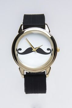 Xtreme Watches Mustache Watch