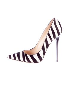 Steal Find: Jimmy Choo Ponyhair Pumps. (TheRealReal.com)