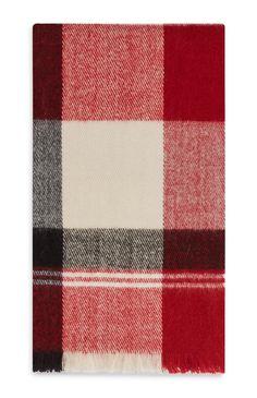 Primark - Écharpe rouge à motif écossais Echarpe Rouge, Motif Écossais,  Idee Look, f7f52c4b727