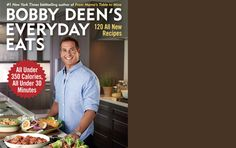 Bobby Deen's Everyday Eats   Bobby shares a sneak peek at some of his new recipes!