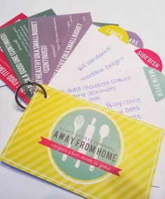 Young Women Activity: A Girl's Guide Away From Home, free printables. This is an awesome activity!