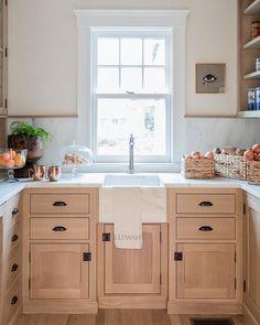 Small u shaped kitchen pantry