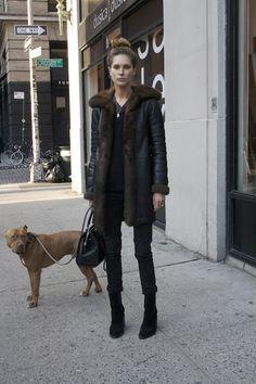Erin Wasson Streetstyle ❤️