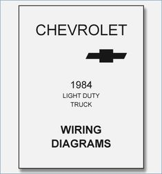 10 73 87 Chevy Truck Wiring Diagrams Ideas 87 Chevy Truck Chevy Diagram