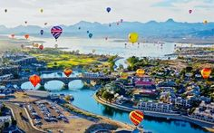 The Havasu Balloon Festival and Fair is Back at Windsor Beach Venue for 2019 Lake Havasu Arizona, Lake Havasu City Az, Arizona Road Trip, Arizona Travel, London Bridge Resort, Lake Photography, No Bad Days, Scottsdale Arizona, Colorado River