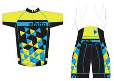 10 cool summer cycling kits, sfatto hotness