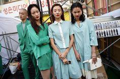 16 S/S Steve J & Yoni P #backstage #백스테이지 #16ss #stevejyonip #스티브제이앤요니피 #womensstyle #womenswear #fashion #fashionstyle
