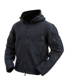 Recon Tactical Hoodie - Black - The Home of army Surplus a9b7c033fa