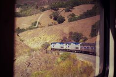 From Seattle to LA, and back again, on the Coast Starlight