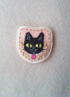 Black Cat Crest
