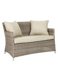 John Lewis & Partners Dante 2 Seater Garden Sofa at John Lewis & Partners