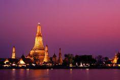 Wat Arum, Thailand.