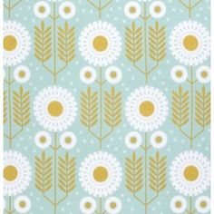 Wander Prairie Bloom Maize by Joel Dewberry for FreeSpirit Fabric Ribbon, Cool Fabric, Motif Design, Fabric Design, Print Patterns, Sewing Patterns, Free Spirit Fabrics, Home Decor Fabric
