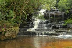 Another shot from Somersby Falls, New South Wales, Australia [OC] Some Beautiful Pictures, World Photo, South Wales, Landscape Photographers, Nature Photos, Beautiful World, Natural Beauty, Planets, Waterfall