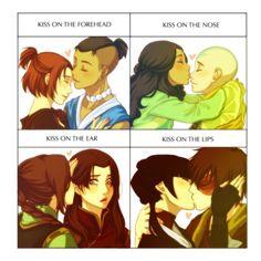 Avatar the Last Airbender - Princess Azula x Ty Lee + Sokka x Suki & Aang x Katara & Zuko x Mai Avatar Airbender, Avatar Aang, Suki Avatar, Team Avatar, Zuko, Suki And Sokka, Mejores Series Tv, The Last Avatar, Ty Lee