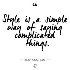 15 of the best fashion quotes of all time - Fashionising.com