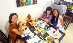 Enjoy cooking & a fun Indonesian dinnerwith Caecilia #Eatwithlocals #food #localfood #homemade #homecooked #Asia #Indonesia #homerestaurant #homedinner