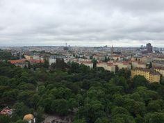 Wien ist einfach eine schöne und riesige Stadt