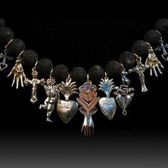 Milagros necklace...gorgeous..