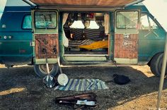 '77 Dodge TradesmanDawson City, Yukon Territory, Canada[Endless] summer 2013Devon Berquist