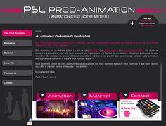 PSL Prod Animation : animation et dj de soirée, sur Brest, dans le Finistère et dans les Côtes d'Armor
