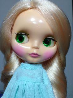 Kenner Blythe Precious by nekodollie, via Flickr