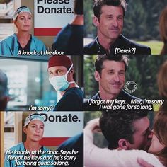 The Miracle Dream (Greys Anatomy 13x04) MerDer + Merthan