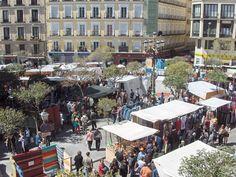 Rastro de Madrid... miss this.