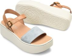 a884dfb5e4da Buy the Born Breaker in Light Blue Tan. Shop our wide selection of Born  shoes