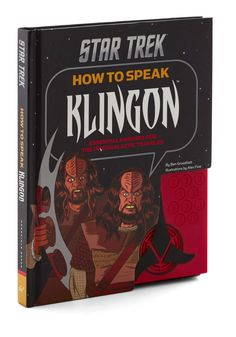 Apparently Klingon sounds just like our font TREACHEROUS CURVES!  Curse well!