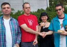 Comedians: Stephen Spurling, Sean, Susanna Lee, David Dayen