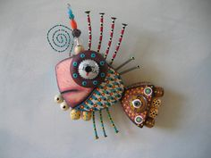 Twisted Fish 134 by Fig Jam Studio by FigJamStudio on Etsy, $67.00  This guy's stuff is amazing!  Super fun and inspirational.