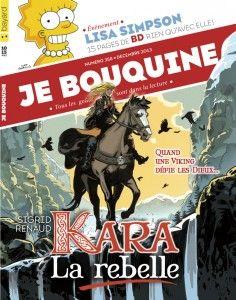 Je Bouquine n° 358 (Décembre 2013)