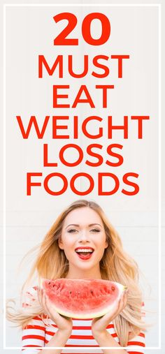 """Weight loss can be a challenge for anyone – any help to move forward can make a significant difference in your results. So give yourself a head start by making these20 foods part of your daily meals. These 20 """"super"""" foods are great for kick starting and boosting your metabolism levels, holding back your cravings, …"""