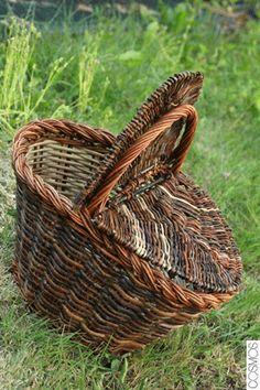 Cistell la xafardera / cesta de mimbre / wicker basket