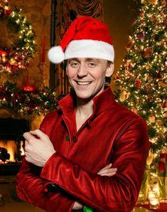 Merry Christmas Tom Hiddleston!❤️