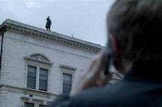 Sherlock: The Reichenbach Fall. Brilliant finale. I am so proud. And heartbroken.