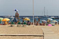 Platja de Castell #camping #palamos #Costa #Brava #Spanje