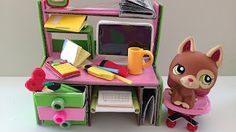 How to make a LPS / Doll room / loft - YouTube