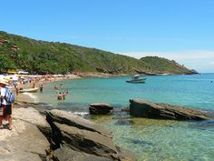 Buzios, cada una de sus playas es un mundo por conocer.