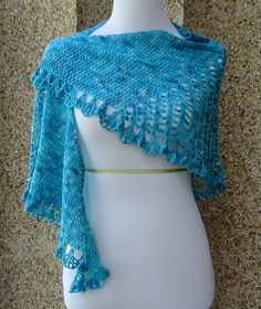 Ravelry: Aganippe pattern by Julie Blagojevich