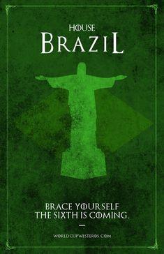 """""""Brace yourself (se prepare), o sexto está chegando""""  (Foto: reprodução)"""