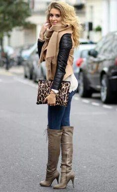 Adoré este outfit!!!